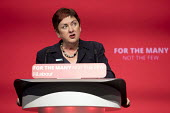 Mary Bousted, TUC & NEU speaking at Labour Party Conference, Brighton 2017 - Jess Hurd - 26-09-2017