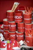 Merchandise, Labour Party Conference, Brighton 2017 - Jess Hurd - 2010s,2017,Brighton,Conference,conferences,Labour Party Conference,Merchandise,mug,mugs,outlet,outlets,Party,pencil,pencils,POL,political,POLITICIAN,POLITICIANS,Politics,shop,shops,store,stores