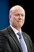 Chris Grayling speaking Conservative Party Conference, Manchester 2017 - Jess Hurd - 2010s,2017,Chris Grayling,Conference,conferences,CONSERVATIVE,Conservative Party,Conservative Party Conference,conservatives,male,man,Manchester,men,MP,MPs,Party,people,person,persons,POL,political,po