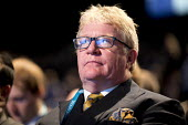 Jim Davidson at Conservative Party Conference, Manchester 2017 - Jess Hurd - 2010s,2017,Conference,conferences,CONSERVATIVE,Conservative Party,Conservative Party Conference,conservatives,delegate,delegates,Jim Davidson,male,man,Manchester,men,Party,people,person,persons,POL,Po