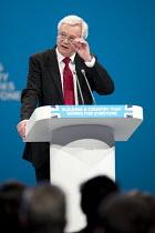David Davies speaking Conservative Party Conference, Manchester 2017 - Jess Hurd - 2010s,2017,Conference,conferences,CONSERVATIVE,Conservative Party,Conservative Party Conference,conservatives,David Davis,Manchester,Party,POL,political,POLITICIAN,POLITICIANS,Politics,SPEAKER,SPEAKER