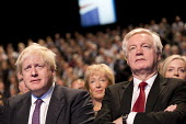 Boris Johnson and David Davis Conservative Party Conference, Manchester 2017 - Jess Hurd - 2010s,2017,Boris Johnson,Conference,conferences,CONSERVATIVE,Conservative Party,Conservative Party Conference,conservatives,David Davis,male,man,Manchester,men,Party,people,person,persons,POL,politica