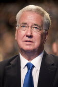 Michael Fallon, Conservative Party Conference, Manchester 2017 - Jess Hurd - 2010s,2017,Conference,conferences,CONSERVATIVE,Conservative Party,Conservative Party Conference,conservatives,Manchester,Michael Fallon,MP,MPs,Party,POL,political,politician,politicians,Politics