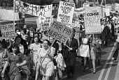 Nurses protest for a pay rise in a national campaign, Romford, Essex 1974 - NLA - 01-06-1974