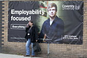 Students, Coventry University. Employment Focused advertisment - John Harris - 10-10-2017