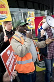 RMT Justice for Tube cleaners protest, City Hall, London, against outsourcing on London underground, for sick and holiday pay, travel passes and 10.00 pounds per hour - Jess Hurd - 2010s,2017,activist,activists,against,BAME,BAMEs,BEMM,BEMMS,Black,BME,bmes,CAMPAIGNING,CAMPAIGNS,City Hall,cleaner,cleaners,CLEANING,DEMONSTRATING,demonstration,diversity,EARNINGS,ethnic,ethnicity,hol
