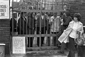Factory occupation of Hawker Siddeley, Liverpool, 1973 by all the unions AUEW, EEPTU, GMBU and UCATT - NLA - 19-06-1973
