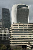 The Walkie Talkie building, 20 Fenchurch Street, The Cheesegrater, London - Philip Wolmuth - 04-10-2017