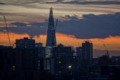 Winter sunset and The Shard, London - Jess Hurd - 10-11-2017