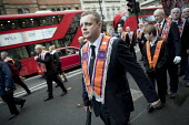The Orange Order marching to The Cenotaph, Remembrance Day, Whitehall, London - Jess Hurd - Orange Order,2010s,2017,ACE,Belief,Cenotaph,comemoration,conviction,Culture,dead,faith,GOD,LIFE,LOL,London,Loyal Orange Institution,loyalism,loyalist,loyalists,march,marching,Orange,Orangeman,Orangeme