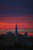 Winter sunset over The Shard, London - Jess Hurd - 13-11-2017