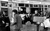 Protest against racist reporting at Weekly Herald Group newspapers, Tottenham London 1976 - John Sturrock - 05-11-1976