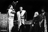 RSC 1959 KIng Lear by William Shakespeare directed by Glen Byam Shaw and with Charles Laughton - Alan Vines - 1950s,1959,ACE,acting,actor,actors,Arts,Charles Laughton,Classic,Culture,drama,DRAMATIC,GB Shaw,King Lear,male,man,men,people,person,persons,play,PLAYING,plays,Royal Shakespeare Company,Royal Shakespe