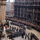 State Funeral of Sir Winston Churchill 1965