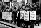 Students protest against state plans to restrict NUS autonomy, London, 1972 - Chris Davies - 1970s,1972,activist,activists,against,CAMPAIGN,campaigner,campaigners,CAMPAIGNING,CAMPAIGNS,cities,City,DEMONSTRATING,Demonstration,DEMONSTRATIONS,London,male,man,Margaret Thatcher,member,member membe