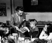 Education Denmark 1953