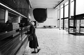 Victor Pasmore murals Council Rates Hall, Newcastle Civic Centre 1965 - Malcolm Aird - 11-05-1965
