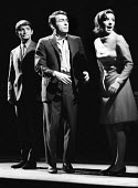 Philadelphia, Here I Come Theatre Royal Brighton 1967 written by Brian Friel with Donal Donnelly, Patrick Bedford and Anne Mulvey - Patrick Eagar - 19-08-1967