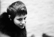 Actress Rita Tushingham London 1962 - Romano Cagnoni - 17-01-1962