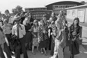 Kidbrooke School strike by pupils 1974, strike by several Lewisham schools, London - NLA - 1970s,1974,activist,activists,adolescence,adolescent,adolescents,BAME,BAMEs,Black,Black and White,BME,bmes,boy,boys,CAMPAIGNING,CAMPAIGNS,child,CHILDHOOD,children,DEMONSTRATING,Demonstration,DISPUTE,d