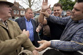 Horsmonden Horse Fair, is held in the hop growing area in the Weald of Kent. Red Lee Smith, (black top) successfully persuades Gilbert Smith, the seller of the horse to reduce his asking price.This Ch... - David Mansell - 13-09-2015