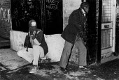 Armed IRA gunmen on the streets, West Belfast, Northern Ireland, 1979 - David Mansell - 30-08-1979