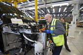LEVC London EV Company electric Taxi factory, Coventry - John Harris - 2010s,2018,Ansty,assembly,auto,automated,AUTOMATIC,automation,automotive,Automotive Industry,Black Cab,black cabs,cab,cabs,Car Industry,car worker,car workers,carindustry,cas,chinese,Company,EBF,Econo