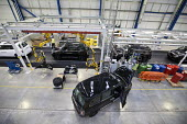 LEVC London EV Company electric Taxi factory, Coventry - John Harris - 2010s,2018,Ansty,assembly,auto,automotive,Automotive Industry,Black Cab,black cabs,cab,cabs,Car Industry,car worker,car workers,carindustry,cas,chinese,Company,EBF,Economic,Economy,employee,employees,