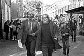 William Tyndale School, North London, 1975 Terry Ellis headteacher, (L) and Brian Haddow (R) instituted a radical child centred system at the school. The affair led to debate, including in Parliament,... - NLA - 1970s,1975,activist,activists,Brian Haddow,CAMPAIGNING,CAMPAIGNS,DEMONSTRATING,Demonstration,dismissal,EDU,educate,educating,Education,educational,government,HEAD TEACHER,Heads,headteacher,HEADTEACHER