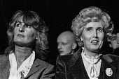 Lady Annabel Goldsmith and Baroness Falkender, Institute of Directors Annual Convention, London 1979 - NLA - 20-03-1979