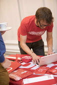 Momentum stall, New Economics, Alternative Models of Ownership Labour Party conference, London - Jess Hurd - 10-02-2018