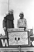 Protest against poisonous waste dumping, Pitsea landfill site, Kent 1975 - NLA - 14-06-1975