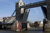 Thames Sailing Barge, Tower Bridge, London - Jess Hurd - 24-02-2018