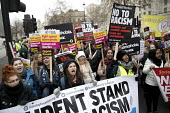 March against Racism, UN Anti Racism Day, Stand Up To Racism, London - Jess Hurd - 17-03-2018