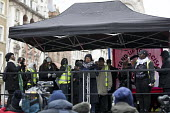 Diane Abbott MP speaking March against Racism, UN Anti Racism Day, Stand Up To Racism, London - Jess Hurd - 17-03-2018