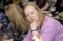 Women trade union members, WTUC 2018, Congress House, London - Janina Struk - 10-03-2016
