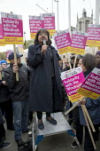 Diane Abbott MP speaking Solidarity with Windrush generation and their families Stand Up to Racism protest as the issue is debated in Parliament, Westminster, London - Jess Hurd - 2010s,2018,activist,activists,against,Anti Racism,anti racist,BAME,BAMEs,bigotry,Black,BME,bmes,CAMPAIGNING,CAMPAIGNS,Caribbean,DEMONSTRATING,demonstration,Diane Abbott,Diaspora,DISCRIMINATION,diversi
