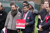 Labour Party local election campaign, Fortune Green, West Hampstead and Swiss Cottage wards, London Borough of Camden. - Philip Wolmuth - 2010s,2018,BAME,BAMEs,Black,BME,bmes,campaign,campaigning,CAMPAIGNS,candidate,candidates,Cottage,COTTAGES,council,democracy,diversity,election,elections,ethnic,ethnicity,Labour Party,local,local autho