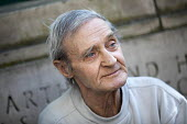 Paddy Hill, Birmingham Six, Justice for Sam Hallam appeal for compensation for miscarriage of justice at the Supreme Court, London - Jess Hurd - 08-05-2018