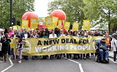 TUC New Deal For Working People demonstration London 2018 - Stefano Cagnoni - 12-05-2018