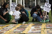Pictures of those who died in Grenfell Tower. Justice for Grenfell rally outside the Parliamentary debate, Parliament Square, Westminster, London. - Jess Hurd - 2010s,2018,activist,activists,CAMPAIGNING,CAMPAIGNS,dead,death,DEATHS,DEMONSTRATING,demonstration,died,Grenfell,Inquest,Justice for Grenfell,London,mortality,outside,Parliament,Parliament Square,Parli