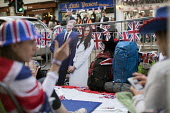 Royalists sleeping rough for a prime position, wedding of Prince Harry and Meghan Markle, Windsor - Jess Hurd - 2010s,2018,2nd,ACE,asleep,bunting,culture,Elizabeth,EXHAUSTION,flag,flags,getting married,LFL,LIFE,marriage,Meghan Markle,Monarchy,PEOPLE,Prince Harry,rough,Royal,Royalists,royalty,second,sleep,sleepi