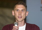 Sam Fairbairn People's Assembly speaking National People's Assembly conference London - Stefano Cagnoni - 02-06-2018