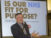 Jonathan Ashworth MP National People's Assembly conference London - Stefano Cagnoni - 2010s,2018,activist,activists,Assembly,austerity,CAMPAIGN,campaigner,campaigners,CAMPAIGNING,CAMPAIGNS,care,conference,conferences,DEMONSTRATING,demonstration,health,HEALTH SERVICES,healthcare,Jonatha