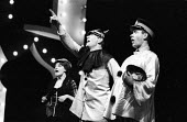 Theatre Workshop production of Oh What A Lovely War! directed by Joan Littlewood, Theatre Royal Stratford East, London 1963 - Romano Cagnoni