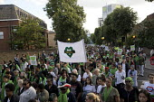 Silent march in memory of the victims of Grenfell Tower fire on the first anniversary, Kensington, London - Jess Hurd - 1st,2010s,2018,activist,activists,anniversary,BAME,BAMEs,banner,banners,Black,Black and White,BME,bmes,CAMPAIGNING,CAMPAIGNS,COMMEMORATE,commemorating,commemoration,COMMEMORATIONS,commemorative,DEMONS