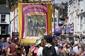 Durham Miners Gala, 2018 - Mark Pinder - 2010s,2018,ACE,Arts,bands,banner,banners,Brass Band,County Durham,Culture,DMA,Durham Miners Gala,Durham Miners' Gala,Haswell lodge,melody,member,member members,members,MINER,Miners,MINER'S,music,MUSIC