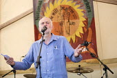 Jeremy Corbyn speaking, Tolpuddle Martyrs' Festival, Dorset 2018 - Jess Hurd - 2010s,2018,COMMEMORATE,COMMEMORATING,commemoration,COMMEMORATIONS,commemorative,Dorset,Festival,festivals,Jeremy Corbyn,Labour Party,male,man,member,member members,members,men,MP,MPs,PEOPLE,person,per
