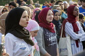 Dearborn, Michigan USA: Muslim Get Out the Vote rally, sponsored by several Muslim community organisations - Jim West - 29-07-2018