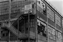 Industrial dereliction, Small Heath, Birmingham 1992 - John Harris - 23-09-1992